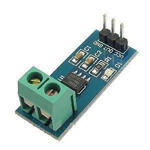 Módulo Sensor de Corrente  30A - ACS712