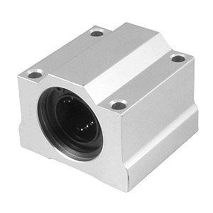 Pillow Block com Rolamento para Eixo Linear 20mm SC20UU
