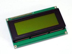 Display LCD 20X4 Backlight Verde