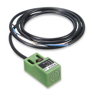Sensor de Proximidade Indutivo NPN SN-04N