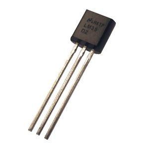 LM35 - CI Sensor de Temperatura