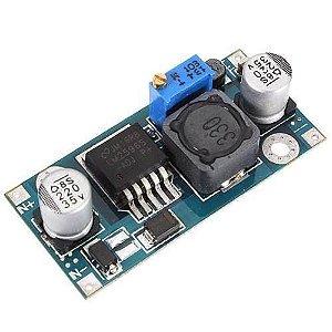 Módulo Regulador de Tensão Ajustável LM2596