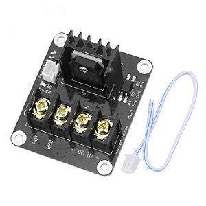 Módulo de Potência e Controle para Mesa Aquecida Impressora 3D