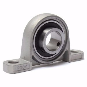 Mancal com Rolamento para Eixo Linear 8mm KP08