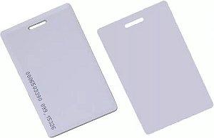 Cartão Crachá RFID 125Khz