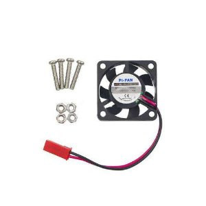 Mini Cooler 5V 30x30x7mm para Raspberry Pi