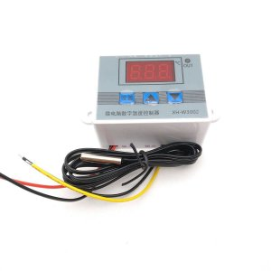 Controlador de Temperatura Termostato XH-W3002