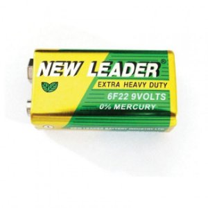 Bateria 9V NL New Leader