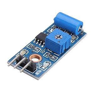 Módulo Sensor de Vibração SW420