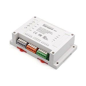 Interruptor Inteligente Sonoff 4ch Relés WIFI