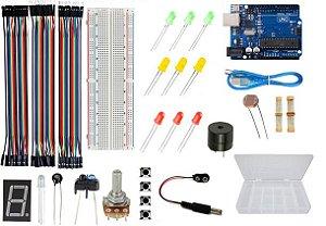 Kit Básico para Arduino - Nível Zero