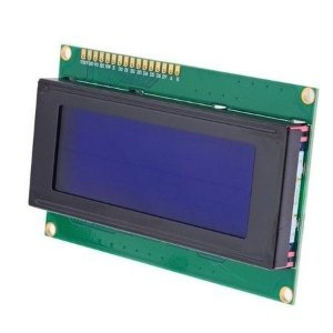 Display LCD 20X4 Backlight Azul