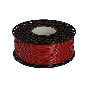 Filamento ABS para Impressora 3D 1.75mm 1Kg Vermelho Extintor