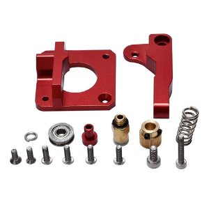 Kit Extrusora para Impressora 3d MK8 1.75mm Bowden