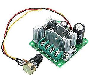 Módulo Controlador PWM 6-90V 15A 400W