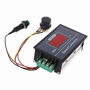 Módulo Controlador PWM 6-60V 20A com Display
