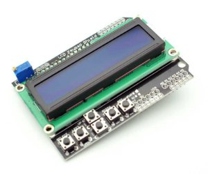 Display LCD Shield com Teclado
