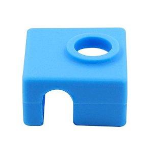 Capa Protetora Azul de Silicone para Impressora 3D Ender3/cr10/mk8