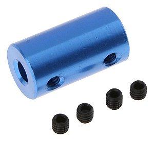 Acoplamento Rígido 5x5mm para Impressora 3D
