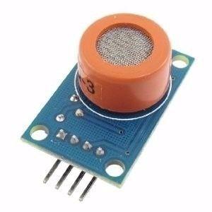 Módulo Sensor de Gás Etanol MQ - 3