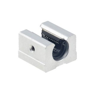 Pillow Block Aberto 20mm SBR20UU com Rolamento Linear