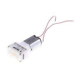 Mini Bomba Vácuo Ar 3VDC 30KPA 0.28l