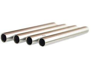 Tubo em Aço Inoxidável - Ideal para uso com ntc/termopar/ds18b20