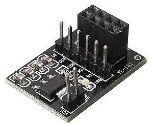 Adaptador para Módulo Transceiver Nrf24l01