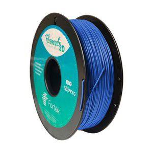 Filamento Petg 1.75mm 1Kg Azul