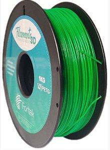 Filamento Petg 1.75mm 1Kg Verde