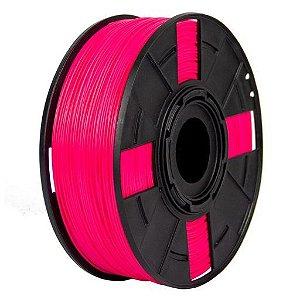 Filamento ABS Premium+ 1Kg 1.75mm Rosa Choque