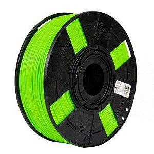 Filamento ABS Premium+ 1Kg 1.75mm Verde Lima-Limão