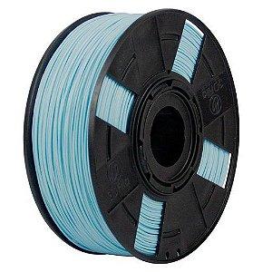 Filamento ABS Premium+ 1Kg 1.75mm Azul Bebê