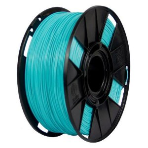 Filamento ABS Premium+ 1Kg 1.75mm Azul Tiffany