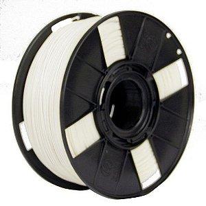 Filamento ABS Premium+ 1Kg 1.75mm Branco Odonto
