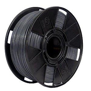 Filamento ABS Premium+ 1Kg 1.75mm Cinza Ardosia