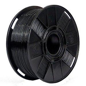 Filamento PLA Basic 1Kg 1.75mm Preto