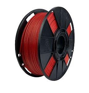 Filamento PLA Basic 1Kg 1.75mm Vermelho