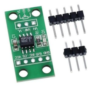 Módulo Potenciômetro Digital 10K X9C103S