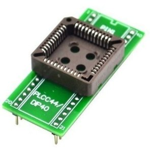 Módulo Adaptador Soquete PLCC para DIP40