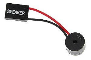 Buzzer Speaker com Conector para Placa Mãe