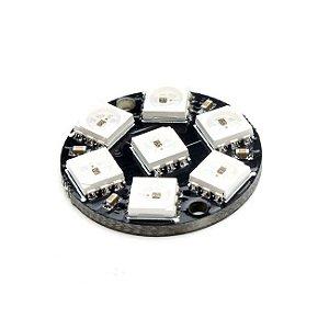 Módulo Led RGB 5050 WS2812 Endereçável 7 Bits