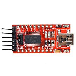 Módulo Conversor Usb Serial FTDI