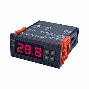 Termostato Controlador de Temperatura MH1210W 110/220V 10A