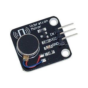 Módulo Motor de Vibração Vibracall