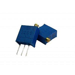Trimpot 25 Voltas Multivoltas 3296X 1M