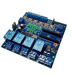 Shield CLP para Arduino Nano