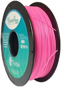 Filamento Petg 1.75mm 1Kg Vermelho Brilhante