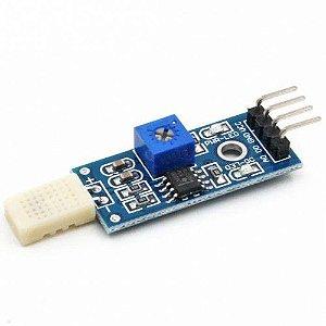 Módulo Sensor de Umidade HR202L