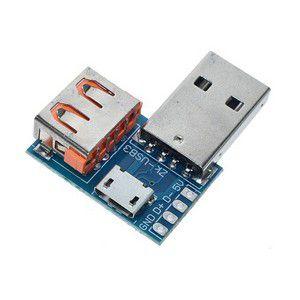 Módulo Adaptador Usb 3 em 1 DIP ZK-USB3